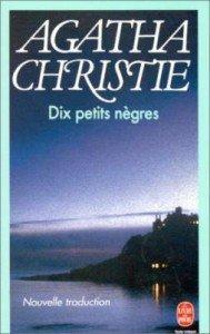 Les Dix Petits Nègres d'Agatha Christie dans Avis littéraires couv2278475-189x300