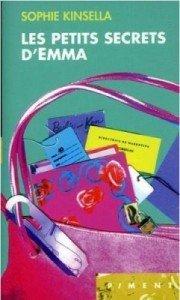 Les Petits Secrets d'Emma de Sophie Kinsella  dans Avis littéraires couv65137545-180x300