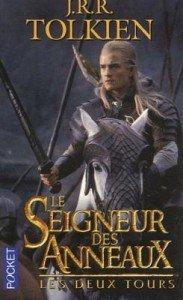 Le Seigneur des Anneaux, Tome 2 : Les Deux Tours de J.R.R. Tolkien dans Avis littéraires couv42920039-183x300