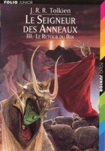 Le Seigneur des Anneaux, Tome 3 : Le Retour du Roi de J.R.R. Tolkien dans Avis littéraires couv57510361-209x300