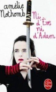 Ni d'Eve ni d'Adam d'Amélie Nothomb dans Avis littéraires couv26752747-183x300