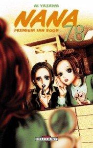 Nana T.7.8 Premium Fan Book de Ai Yazawa dans Avis littéraires couv11157642-190x300