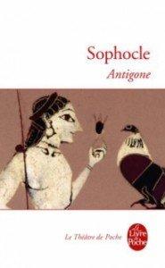 Antigone de Sophocle dans Avis littéraires couv30161620-185x300