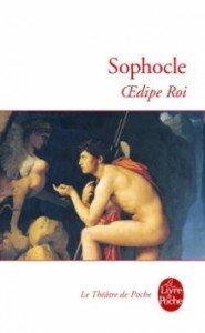Œdipe Roi de Sophocle dans Avis littéraires couv34839206-185x300
