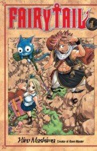 Fairy Tail, tome 1 de Hiro Mashima dans Avis littéraires couv36512911-194x300