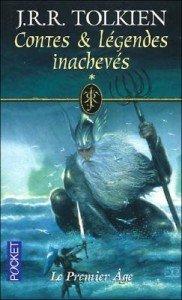 Contes et Légendes inachevés, tome 1 : Le Premier Age de J. R. R. Tolkien dans Avis littéraires couv50155897-182x300