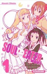 Soul Eater Not!, tome 1 de Atsushi Ohkubo dans Avis littéraires couv50733862-193x300