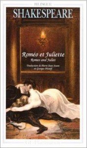 Romeo and Juliet de William Shakespeare dans Avis littéraires couv56783619-177x300