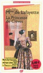 La Princesse de Clèves de Mme de Lafayette dans Avis littéraires couv47640147-177x300