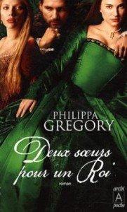 Deux sœurs pour un roi de Philippa Gregory dans Avis littéraires couv3182994-181x300