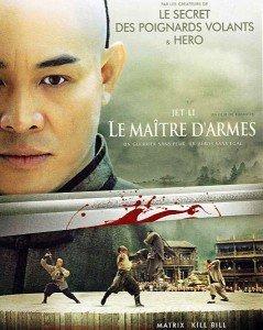 Le Maître d'armes de Ronny Yu dans Avis cinématographiques 1-239x300
