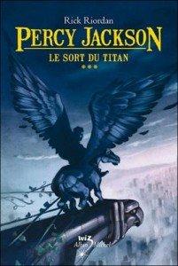 Percy Jackson, tome 3 : Le Sort du Titan de Rick Riordan  dans Avis littéraires couv25565927-201x300