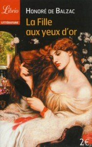 La Fille aux yeux d'or de Honoré de Balzac  dans Avis littéraires couv43653973-188x300