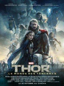 Thor : le Monde des Ténèbres de Alan Taylor  dans Avis cinématographiques affiche-france-224x300