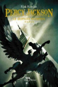 Percy Jackson, tome 5