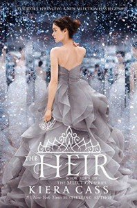 The Selection book 4  The Heir