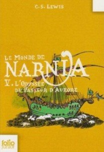 Les Chroniques de Narnia tome 5
