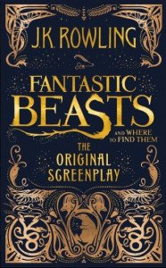Fantastic Beasts, screenplay