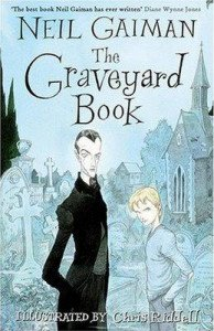 The Graveyard Book dsxc