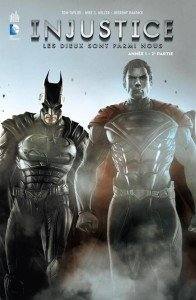 Injustice book 2